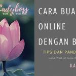 5 Cara Mudah Buat Duit Dengan Blog