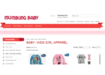 Dropship Suppliers for baby products - Mumbling Baby