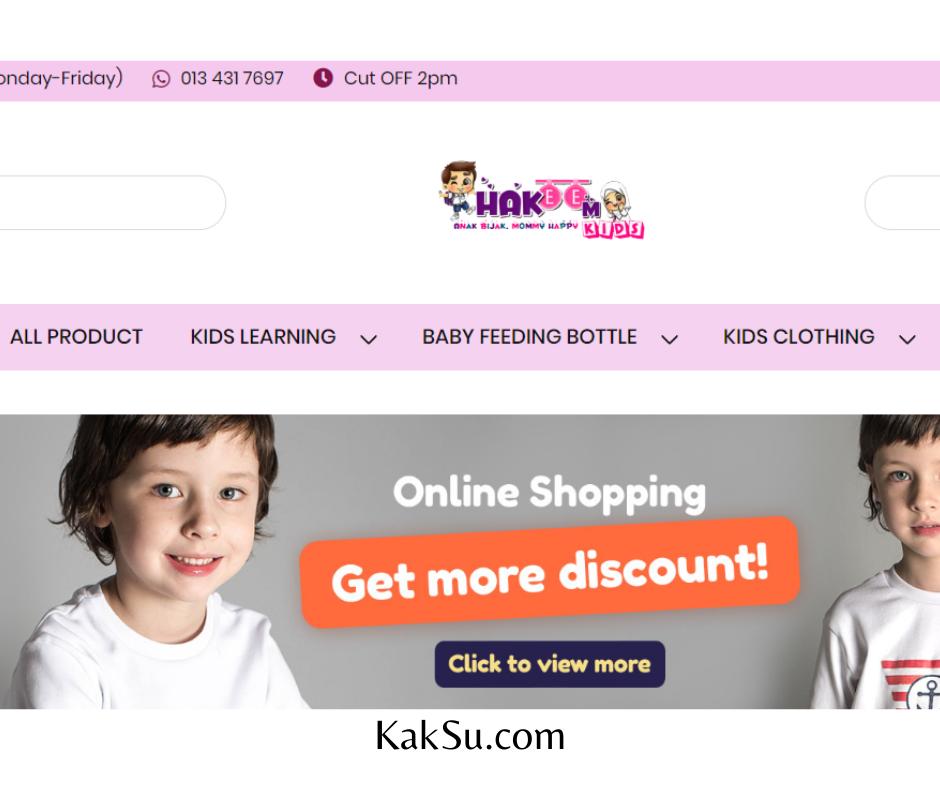 kaksu2u-8 best dropship suppliers for baby products-HakeemKids
