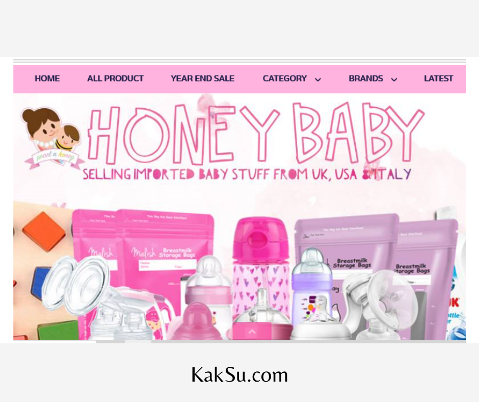 kaksu2u-8 best dropship suppliers for baby products-HoneyBaby