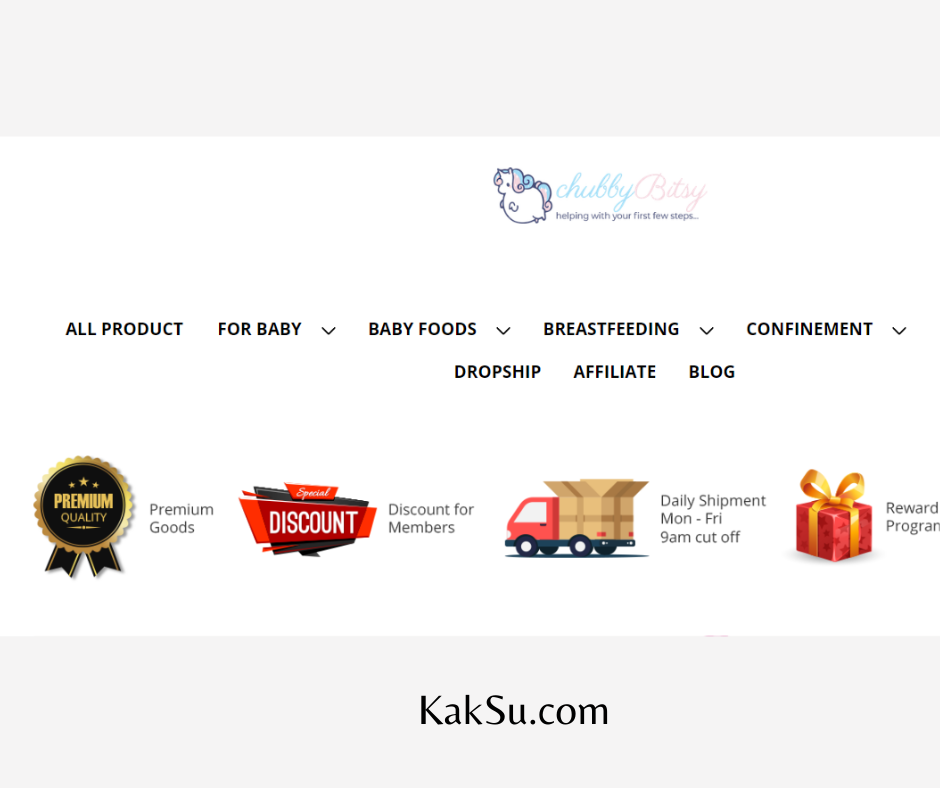 kaksu2u-8 best dropship suppliers for baby products-ChubbyBitsy
