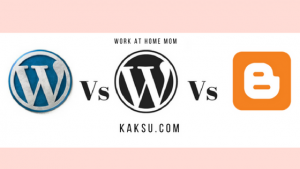 Perbandingan WordPress Dan Blogger