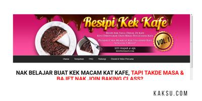 Niche Blog - ResipiKekKafe.Com