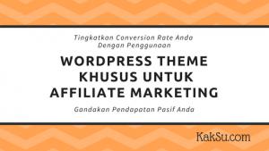 Buat Duit Sampingan Dengan Affiliate Marketing Malaysia