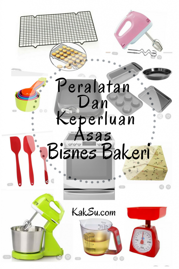 Perniagaan Roti Dan Kek