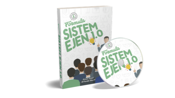 Picture of eBook and CD video of Formula Sistem Ejen