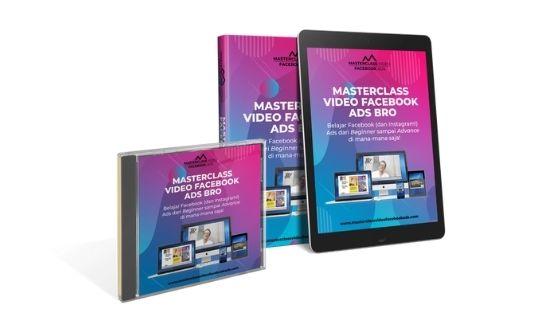 Blog Image - Pengalaman Belajar Iklan Facebook - Masterclass Video FAcebook Ads